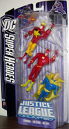 Starman, The Flash & Dr. Fate 3-Pack