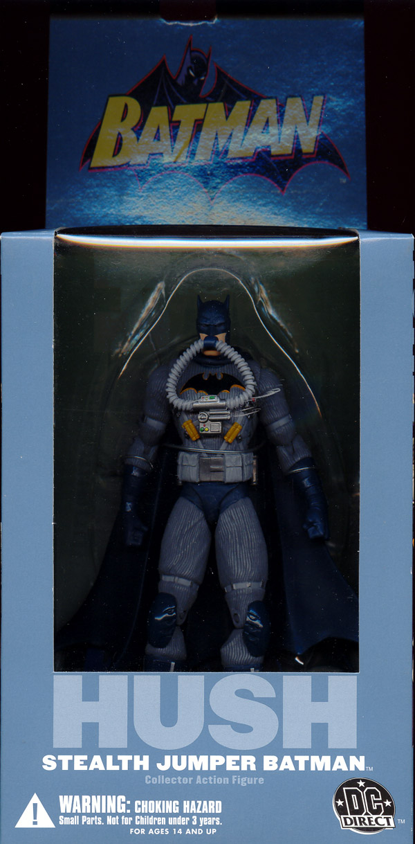 Stealth Jumper Batman (Hush series 3)
