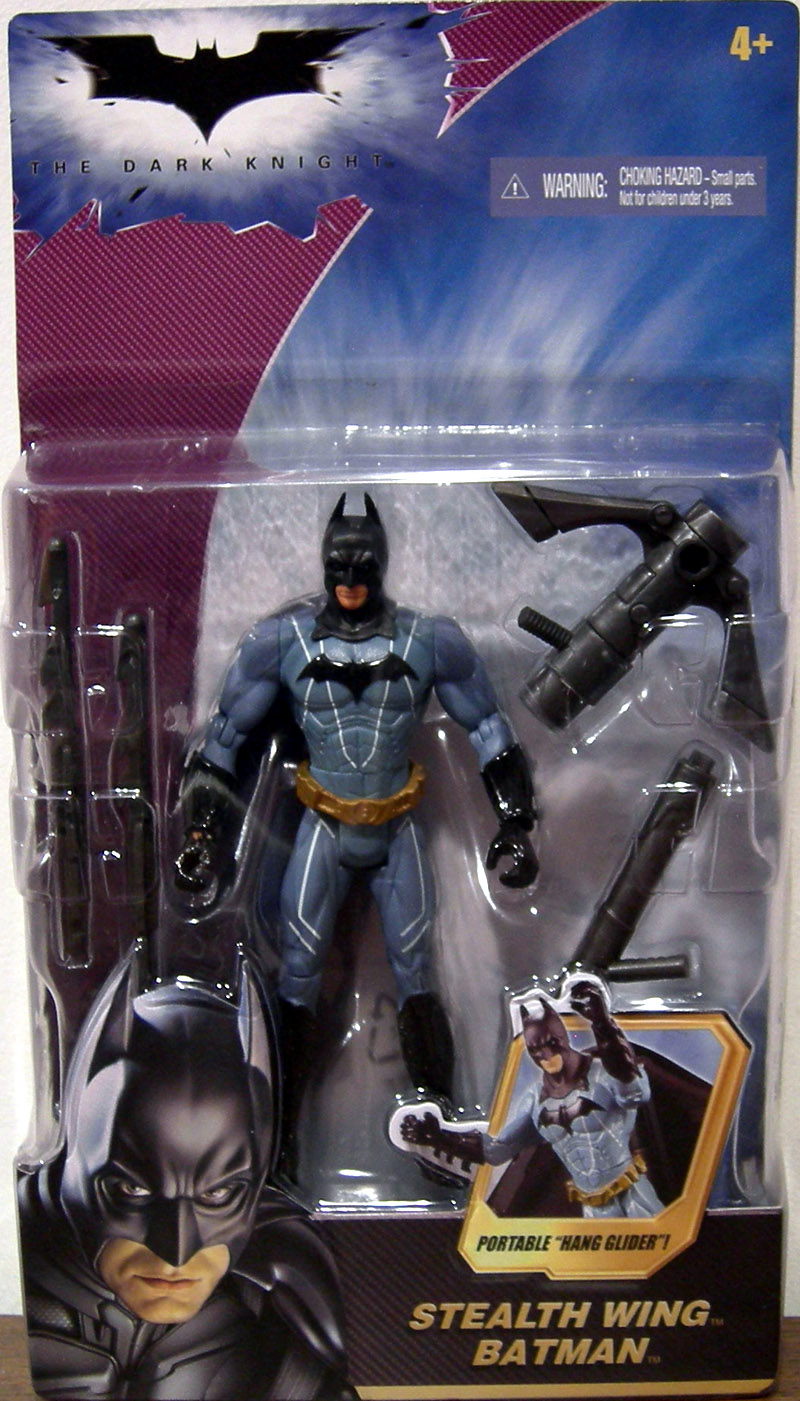Stealth Wing Batman (The Dark Knight)