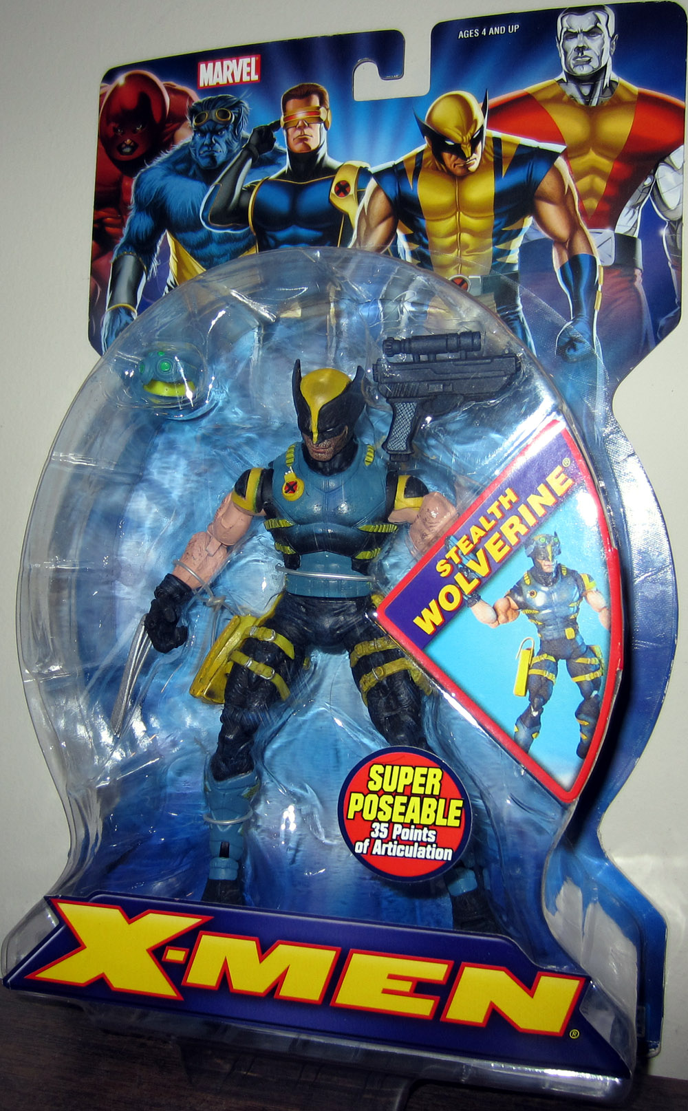 Stealth Wolverine (X-Men)