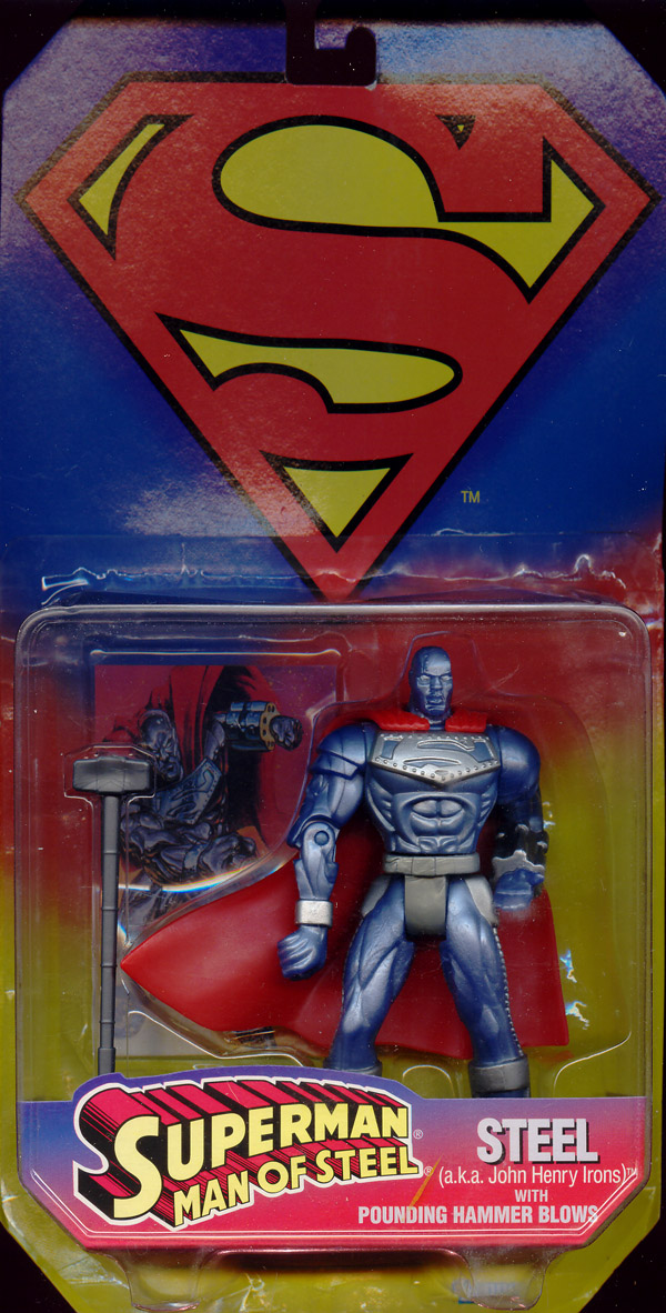 Steel (Superman, Man Of Steel)