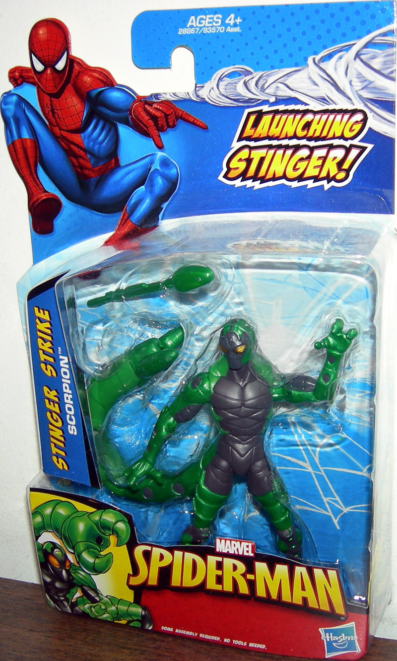 Stinger Strike Scorpion