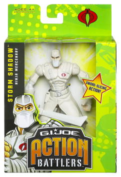 Storm Shadow (Action Battlers)