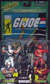Storm Shadow, Snake Eyes & Red Ninja Viper 3-Pack