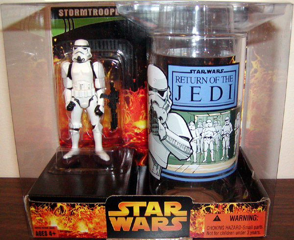 Stormtrooper (with collector's cup)
