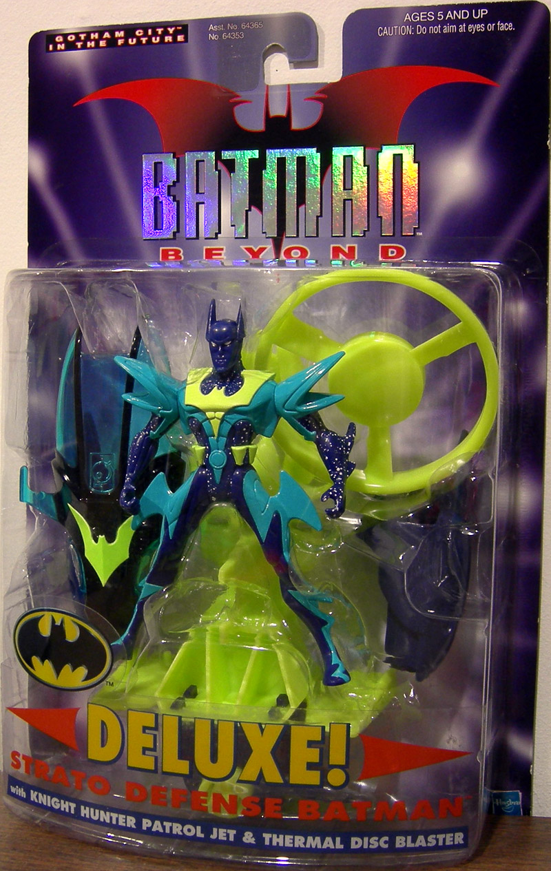 Strato Defense Batman (Batman Beyond)