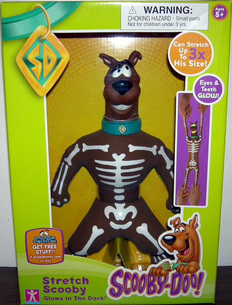 Stretch Scooby