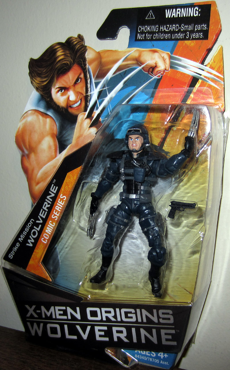Strike Mission Wolverine (X-Men Origins, comic series)