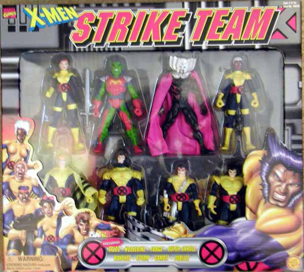 Strike Team 8-Pack