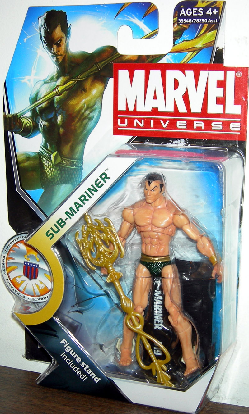 Sub-Mariner (Marvel Universe, series 3, 019)