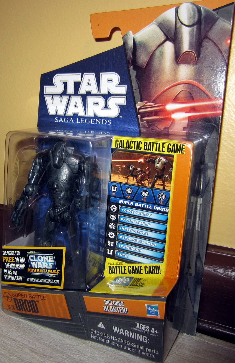 Super Battle Droid (SL28)