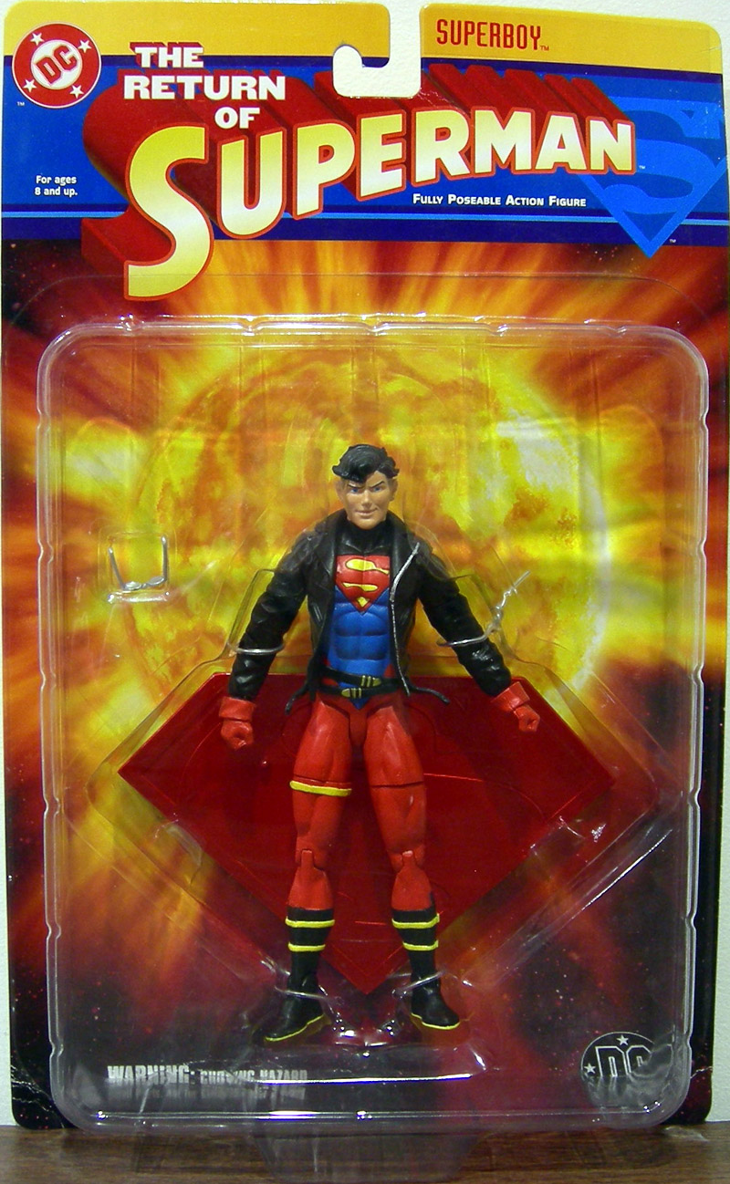 Superboy (The Return of Superman, DC Direct)