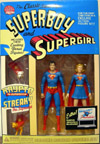 Silver Age Superboy and Supergirl (DC Direct)