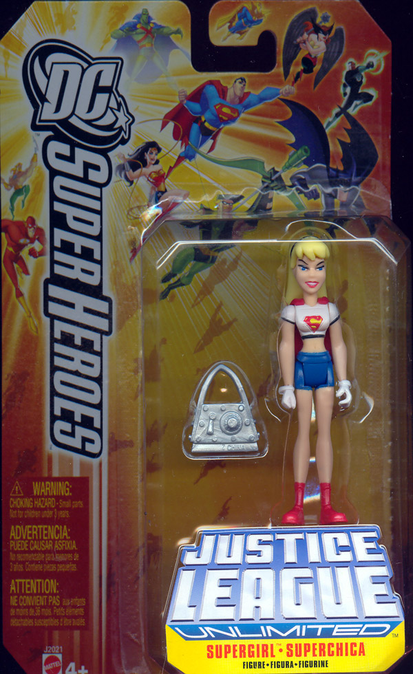 Supergirl (DC Justice League Unlimited)