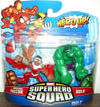 Super Hero Falcon & Hulk (Super Hero Squad)