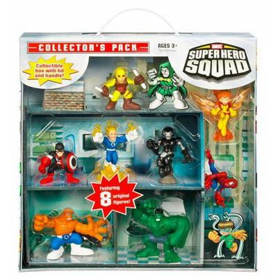 Super Hero Squad 8-Pack
