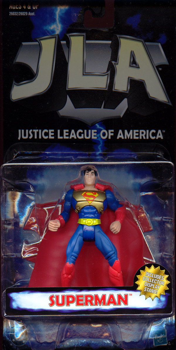 Superman (Justice League of America, series IV)