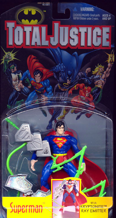 Superman (Total Justice)