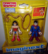 Superman & Wonder Woman (Imaginext)