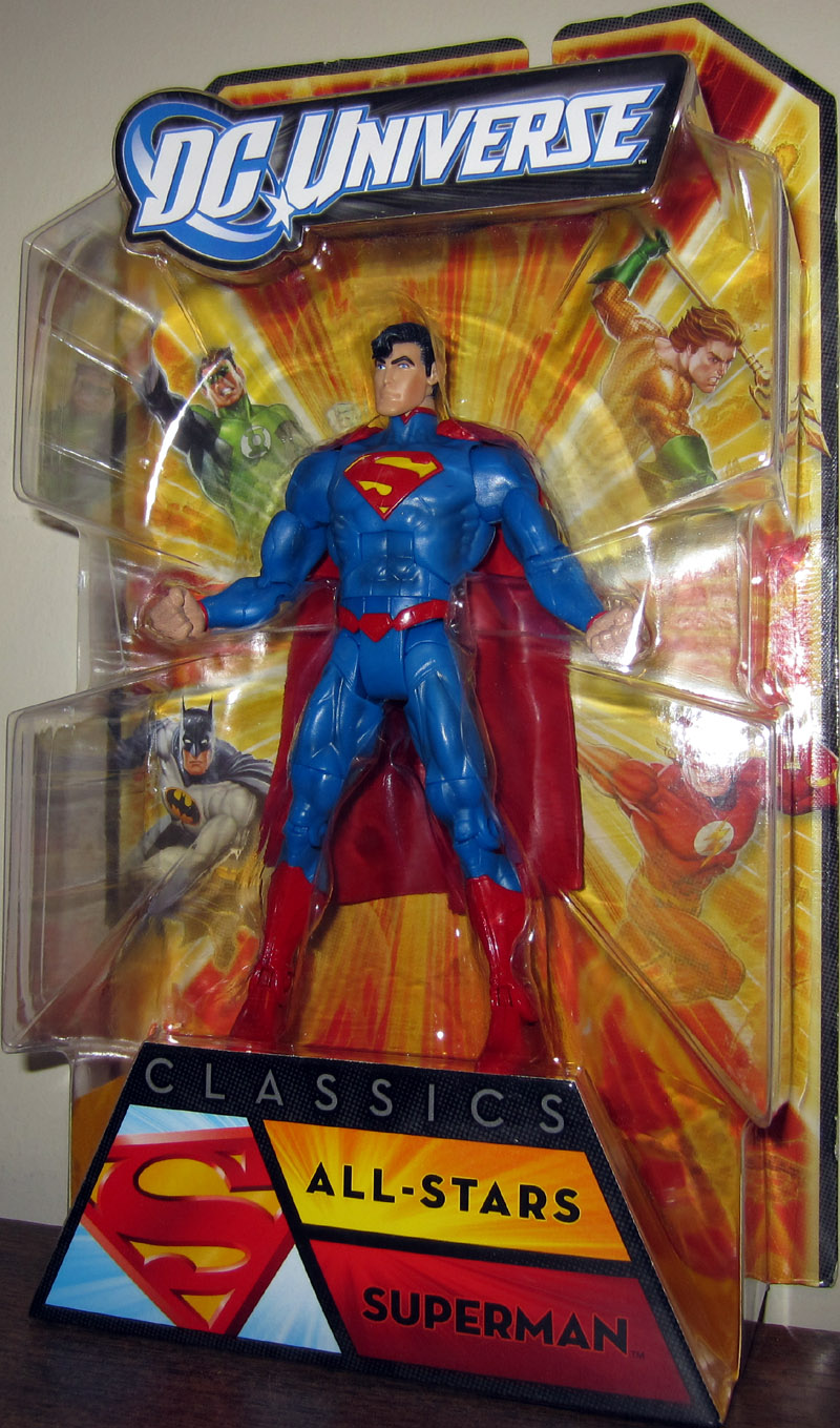 Superman New 52 (DC Universe Classics All-Stars)