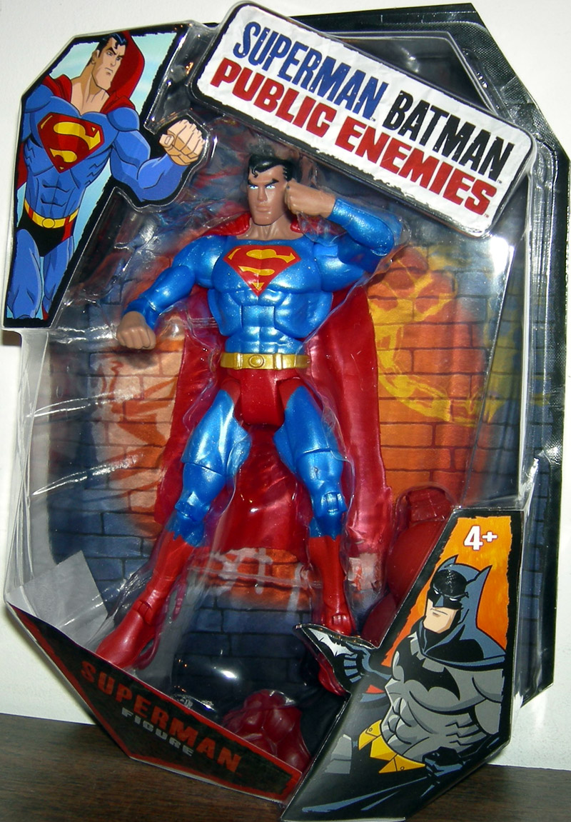 Superman (Superman Batman Public Enemies, repaint)