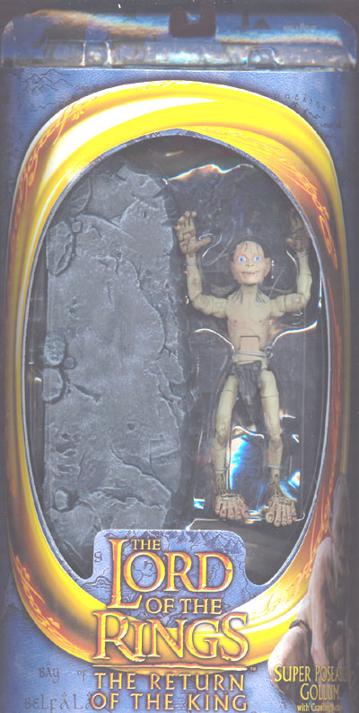 Super Poseable Gollum