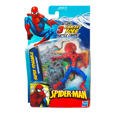 Super Poseable Spider-Man (2010)