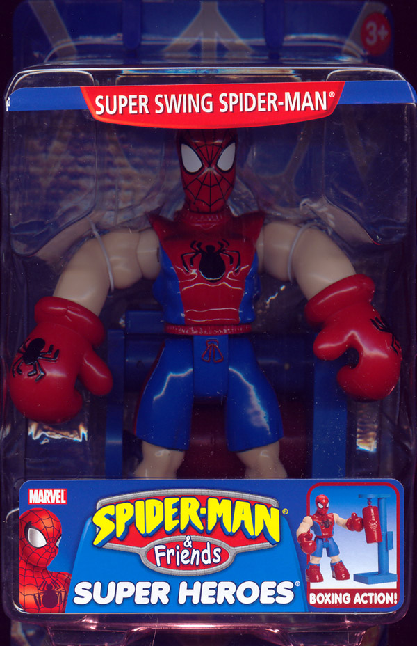 Super Swing Spider-Man