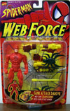 Tank Attack Daredevil (Web Force)