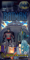 Tech Suit Batman vs. Two-Face