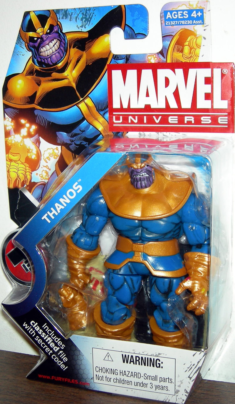 Thanos (Marvel Universe, series 2, 034)