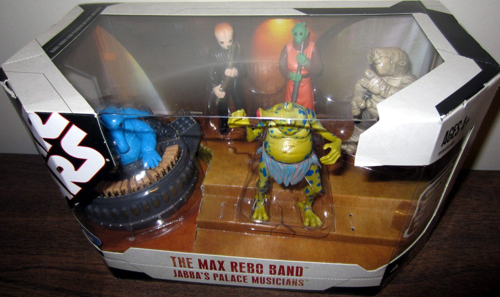 The Max Rebo Band (Jabba's Palace Musicians)