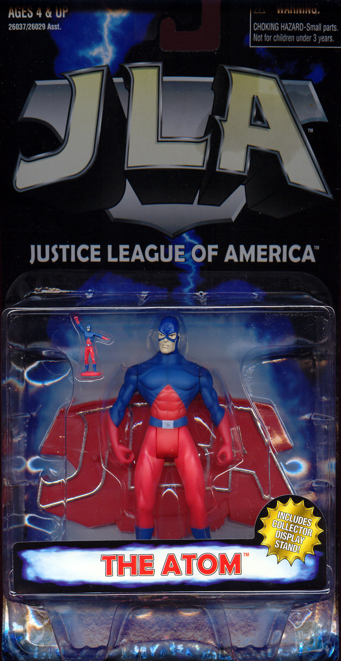 The Atom (Justice League of America, series IV)
