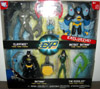 The Batman 4-Pack, with exclusive Batbot Batman (EXP)