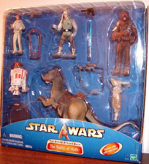 The Battle Of Hoth 4-Pack