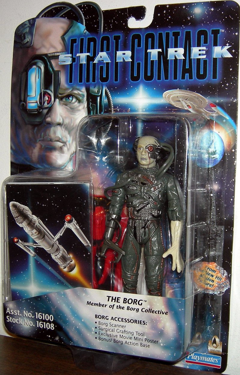 The Borg (First Contact)