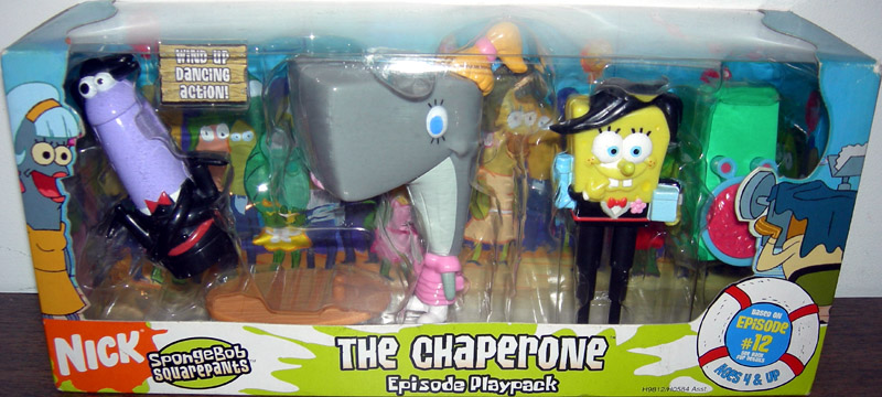 The Chaperone Episode Playpack