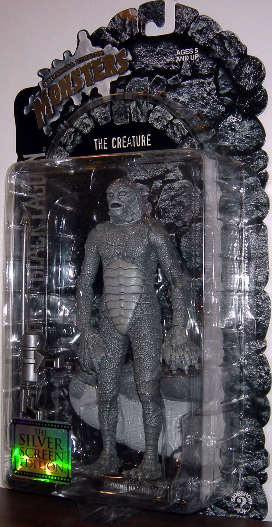 The Creature from the Black Lagoon (Silver Screen Edition)