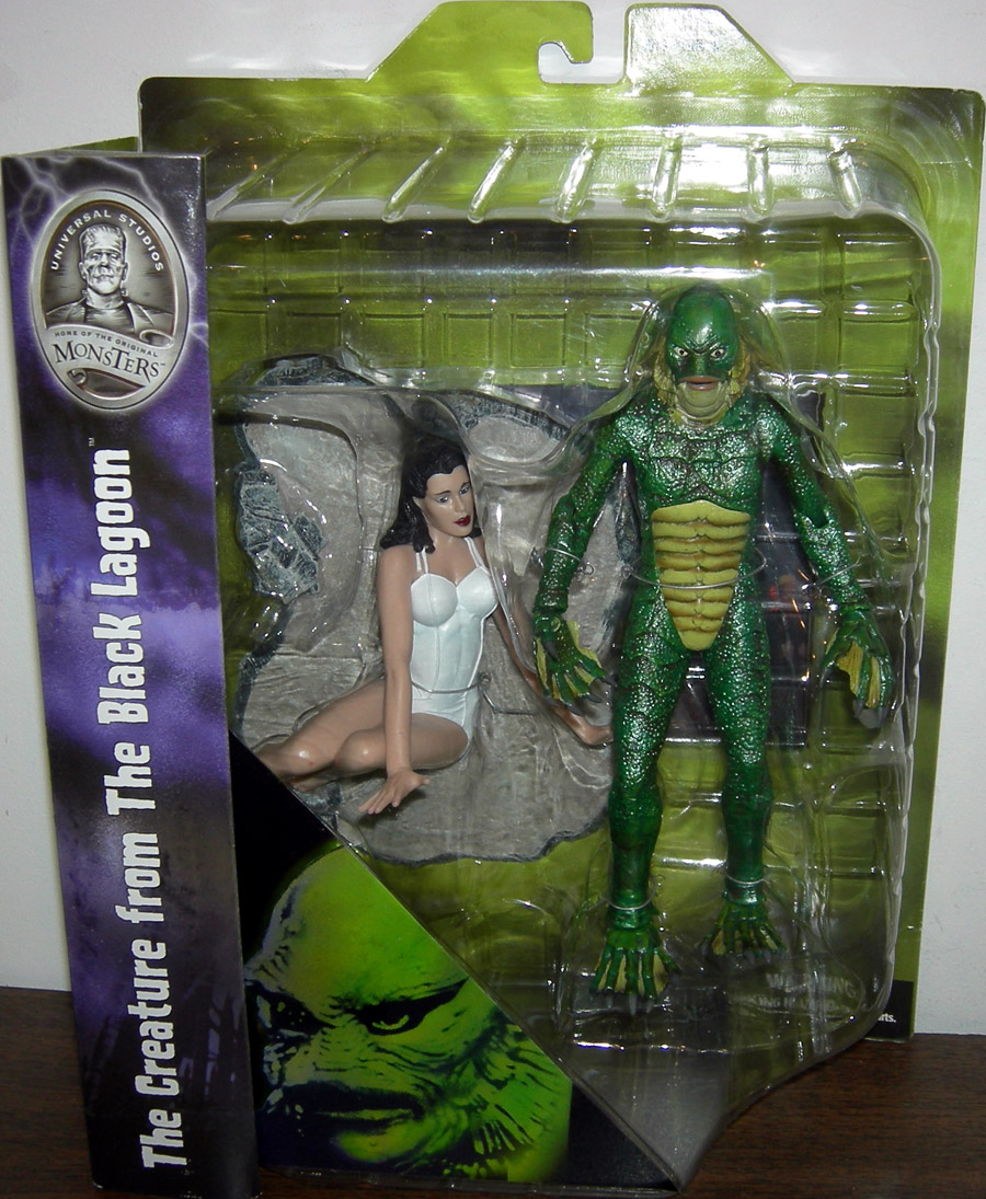 The Creature from The Black Lagoon (Diamond Select)