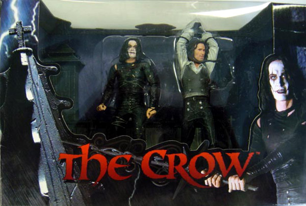 The Crow Rooftop Battle 2-Pack