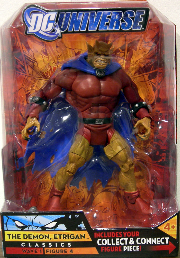 The Demon, Etrigan (DC Universe)