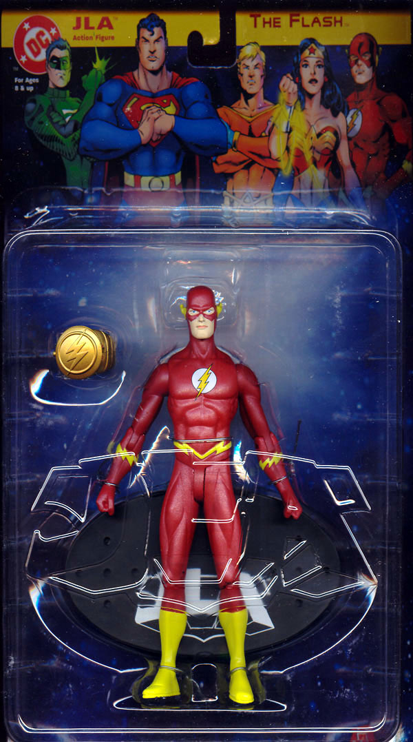 The Flash (DC Direct JLA)