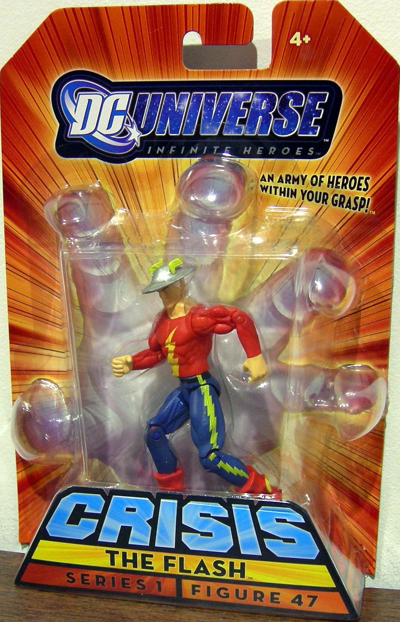 The Flash (Infinite Heroes, figure 47)