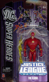 The Flash (Justice League Unlimited, with lightning bolt)