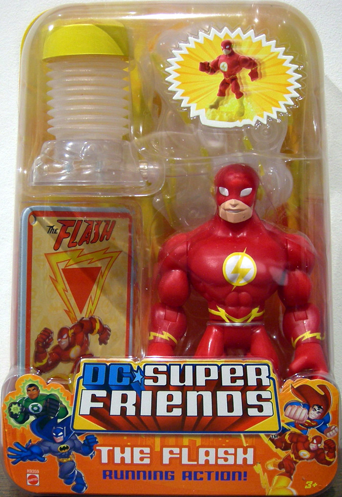 The Flash (DC Super Friends)