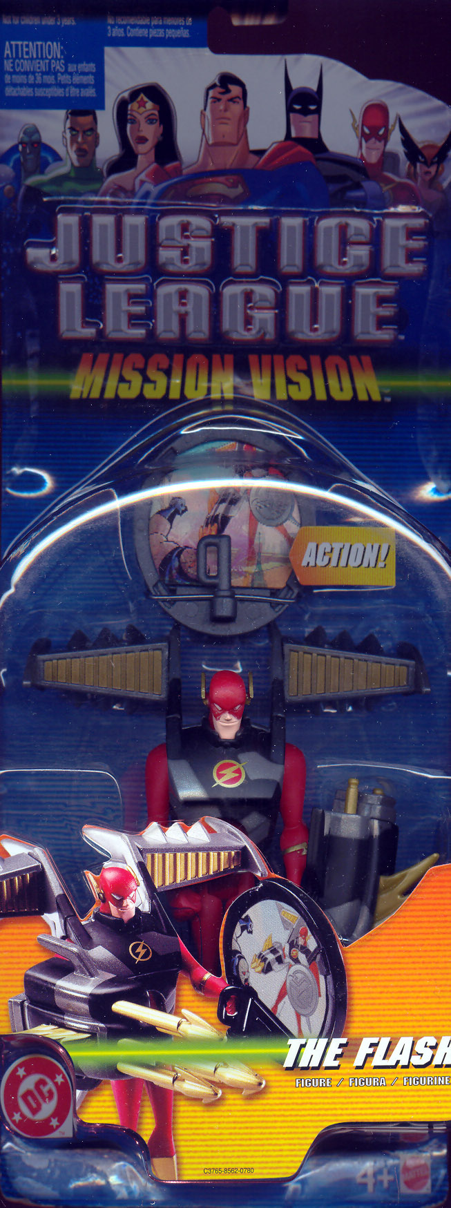The Flash (Mission Vision)