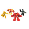 The Genius of Tony Stark 4-Pack (Super Hero Squad)