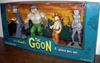 The Goon 4-Piece PVC Set
