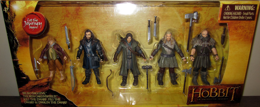 The Hobbit 5- Pack