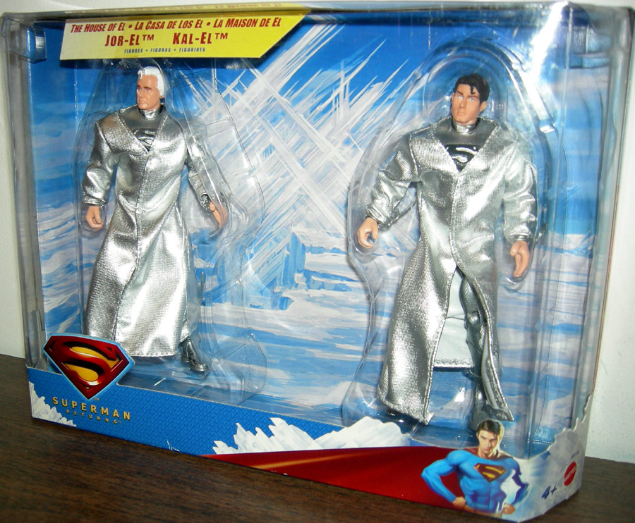 The House of El 2-Pack